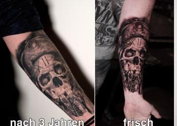 Skull-tattoo-Nikolaj-komplett-abgeheilt
