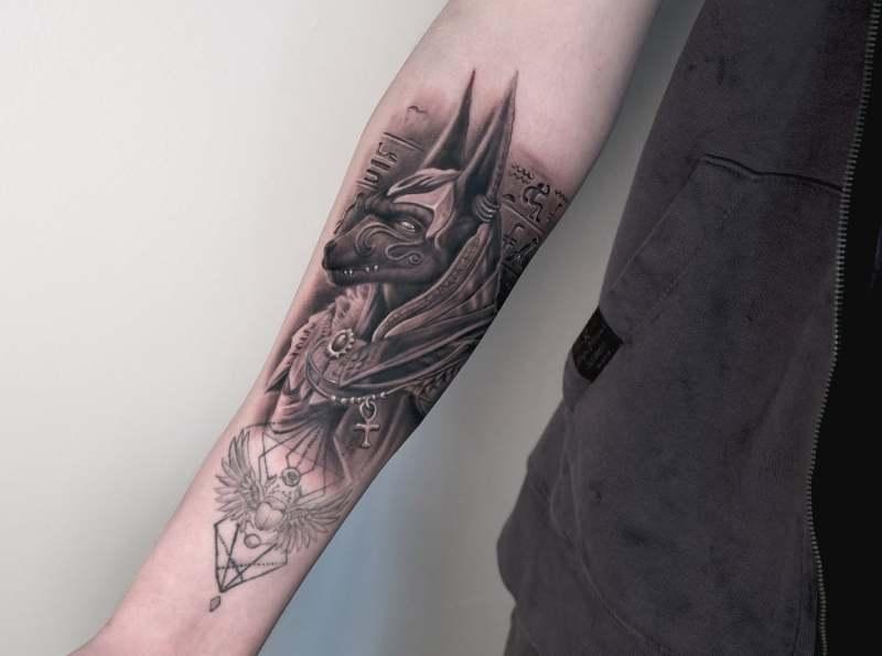 Anubis-Tattoo-Egypt-A