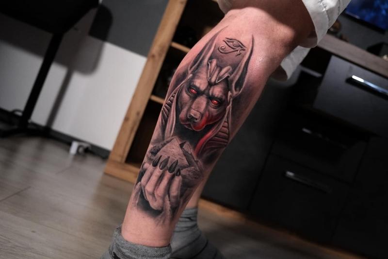 Anubis-Tattoo-Egypt