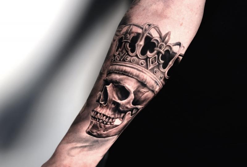 Skull-King-Tattoo